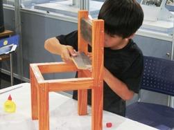 アンティーク椅子⑨