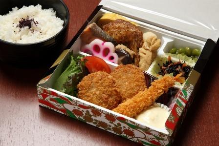 お弁当名古屋風 1,080円