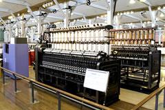 西欧技術の導入と日本の機械紡績