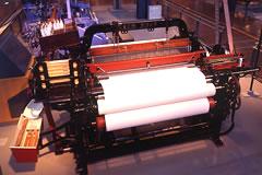 無停止杼換式豊田自動織機(G型自動織機)